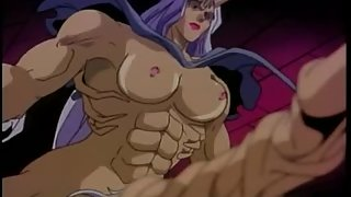 Warrior schoolgirl caught and fucked by horny monsters