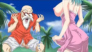 Dragonball Z Old man is finally gonna get to screw Bulma