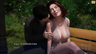 Deliverance - Sex game Highlights with blowjob and deepthroat - game walkthrough