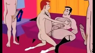 Gratis Gay Toon Sex