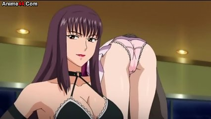 Anime Schoolgirl Upskirt hot anime fighting action and girls bent over with their